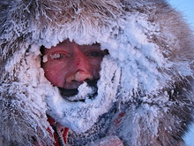 Solo to the South Pole. Howard Fairbanks' amazing journey